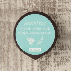 Innisfree Capsule Recipe Pack - Bija And Tea Tree 10 ml