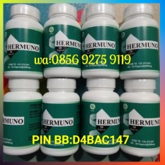 Hermuno Intoxic Original Obat Anti Parasit & Cacingan Asli Herbal Source OBAT HERMUNO .