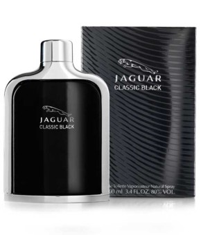 Jaguar Classic Black Men EDT