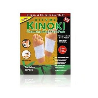Kinoki Koyo Kaki Herbal Foot Patch