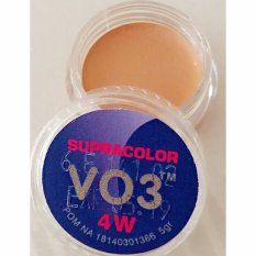 Kryolan Supracolor Foundation 5gr - Yellow Tone 4W