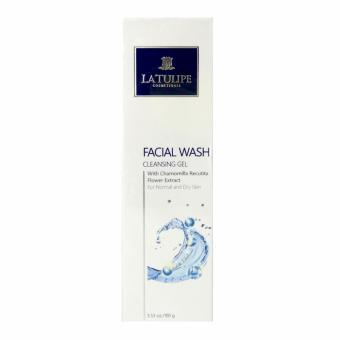 La Tulipe Facial Wash Cleansing Gel - 100g