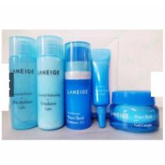 Laneige Basic & New Water Bank Refreshing Kit 5 items