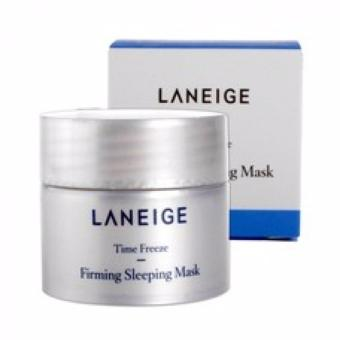 Laneige Time Freeze Firming Sleeping Mask Face Mask Masker Wajah