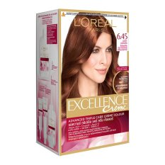 L'Oreal Excellence Creme - #6.45 Velvet Brown