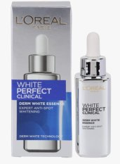 L'Oreal Paris White Perfect Clinical Derm White Essence Anti- Spot Whitening Pencerah Wajah