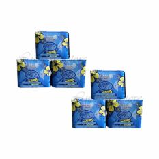 ... Lucky Avail Pembalut Herbal Feminine Comfort Sanitary Pad Day Biru Paket 6 Pcs