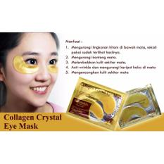 Lucky - Collagen Crystal Eye Mask/Masker Mata - Isi 10pcs