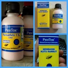 Lucky PediTox Lotion / Pengobatan Kutu Rambut - 50ml