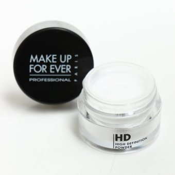 Make Up For Ever HD High Definition Microfinish Powder 1g SampleSize