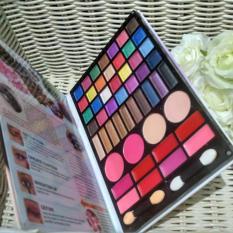 Make Up Shop Megane Palette Paket Eyeshadow, Lipstick, Eyeshadow, Blush On, Compact Powder