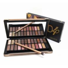 Make Up Shop N4 Pallete Eyeshadow 24 Warna