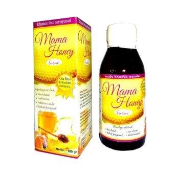 MAMAHONEY ASI BOOSTER - MAMA HONEY - MADU IBU MENYUSUI