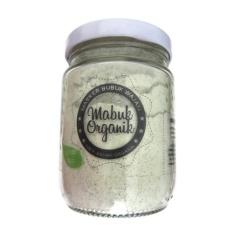 Masker Bubuk Organik / Masker Wajah Green Tea - 150 gr