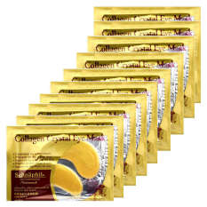 Masker Mata Collagen Gold Eye Crystal Collagen Mask 30 Sachet