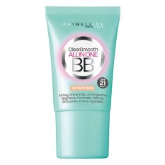 Maybelline Clear Smooth Mineral BB Cream - Natural - 18 ml