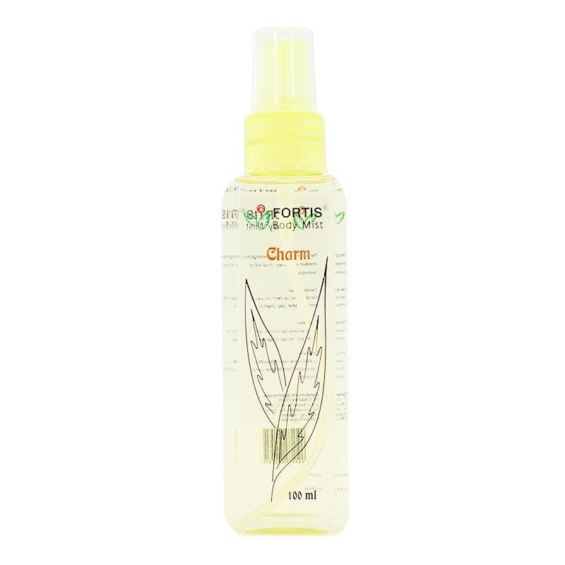 Shock Price METAL FORTIS Original Pengharum Badan XX-MF BODY MIST CHARM 100ML Parfum Fragrance