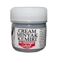 Minyak Kemiri Al Khodry Cream Penumbuh Rambut