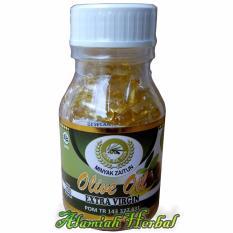 Minyak zaitun Olive Oil Extra Virgin 200 Kapsul
