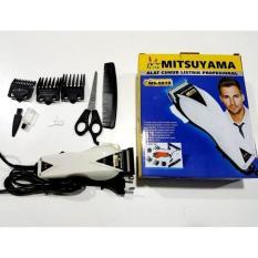 Mitsuyama - Alat Cukur Rambut Kualitas Super - Clipper Set Mitsuyama