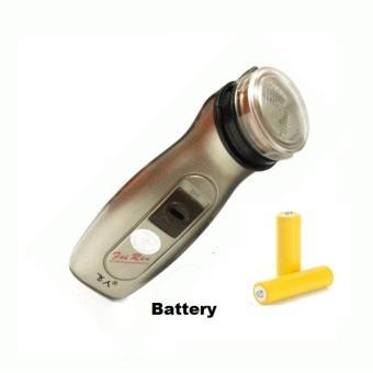 MJstore - Feiren Shaver Alat Cukur Jenggot & Kumis - Bundling Battery