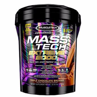 Muscletech Mass Tech 2000 Extreme 2 Lb Eceran