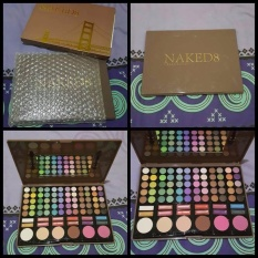 NAKED MAKE UP PALLETTE PROFESSIONAL / TATA RIAS WAJAH PROFFESIONAL