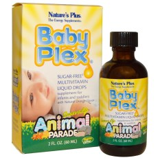 Nature's Plus – Baby Plex Animal Parade