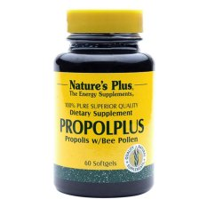 Nature's Plus Propolplus Plus - 60 Softgels