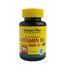 Nature's Plus Vitamin D3 1000 IU - Menghambat Perkembangan Kanker