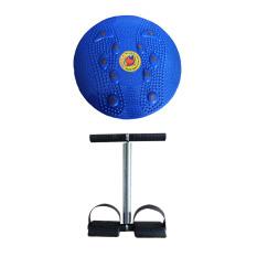 Nikita Paket Alat Pelangsing Tubuh Magnetic Trimmer Jogging Body Plate Dan Tummy Trimmer