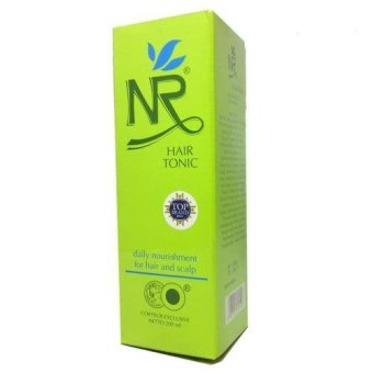 NR Hair Tonic - Daily Nourishment for Hair and Scalp 200ml