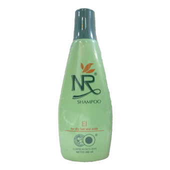 NR Shampoo EI for dry hair and Scalp - 200ml