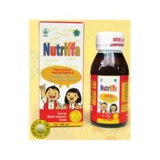 Cerebrofort Gold Orange 100 Ml Syrup Rasa Jeruk Multivitamin Anak Source NUTRISI SEGALA .