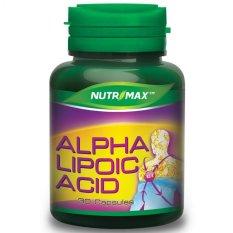Nutrimax Alpha Lipoic Acid 30s