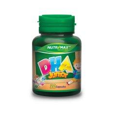 Nutrimax DHA Junior 30's - Vitamin Otak Anak, DHA Anak, Meningkatkan kecerdasan Anak, Konsentrasi Anak