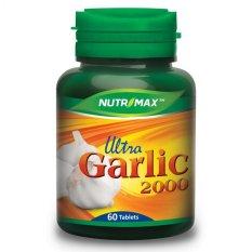 Nutrimax Ultra Garlic 60s