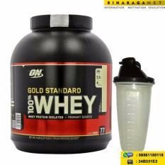 Optimum Nutrition 100% Gold Standard Whey Protein 5 Lbs Vanilla