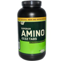 Optimum Nutrition Amino 2222 isi 320 tablet