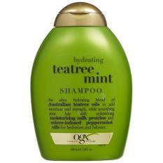 Organix - Tea Tree Mint Shampoo 385 ML