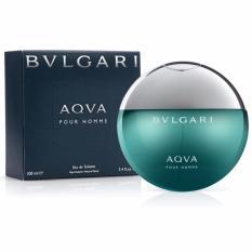 Parfum Blgari Aqva Pour Homme Men 100ml