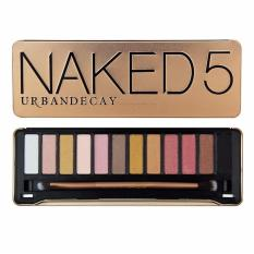 Parkinson Urban Decay Naked 5 Eyeshadow - 1 Buah