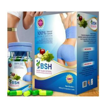 PELANGSING BODY SLIM HERBAL BSH 100% ASLI
