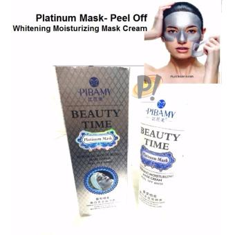 Pibamy Beauty Time Platinum Mask- masker Peel Off Platinum