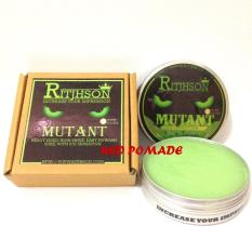 Pomade Ritjhson Mutant Ice Sensation Heavy Hold Waterbased 3.5 Oz