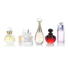 Premium Parfume Miniatur Collection Isi 5 Pcs