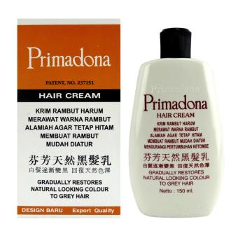 Primadona Hair Cream - 150ml