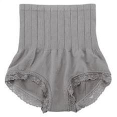Prime - Munafie Slim Pant Celana Korset (All Size ) - Abu-abu