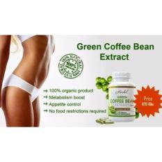 Promo Obat Pelangsing Herbal Hendel Exitox Green Coffe Bean Coffee