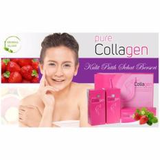 Pure Collagen Suplemen Pemutih Kulit - 1 Sachet